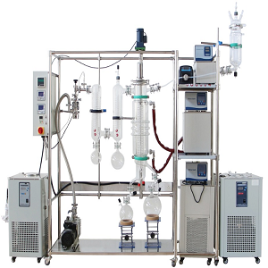 Molecular Distiller Glass AYAN-
